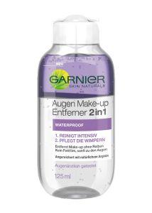 Garnier Augen Make-up Entferner für wasserfestes Make-up