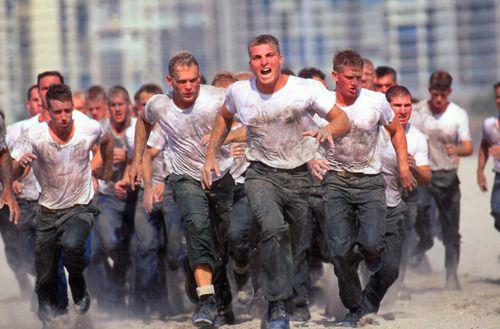 Running/interval training