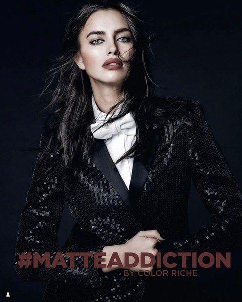 Беременная Ирина Шейк снялась в новой рекламной кампании для L`Oréal Paris