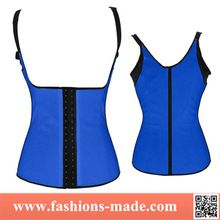 Fashion Blue waist trainer latex corset Best Seller follow this link http://shopingayo.space