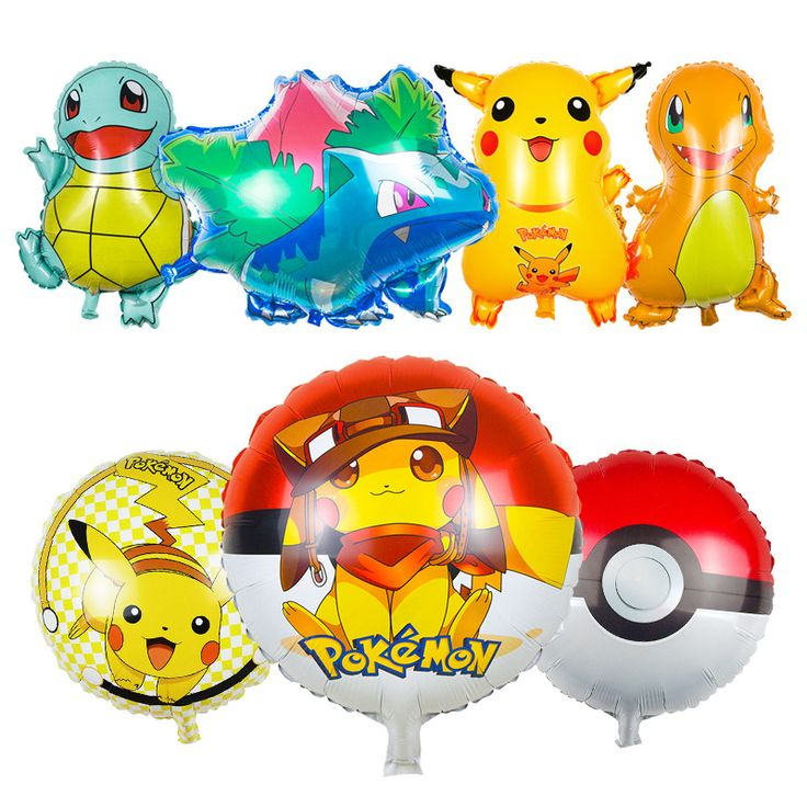 1 PCS Pokemon cartoon balloon Jay 's turtle Wonderful frog seeds Small dragon balloons party decoration balloon  toys #>=#>=#>=#>=#> Click on the pin to check out discount price, color, size, shipping, etc. Save and like it!