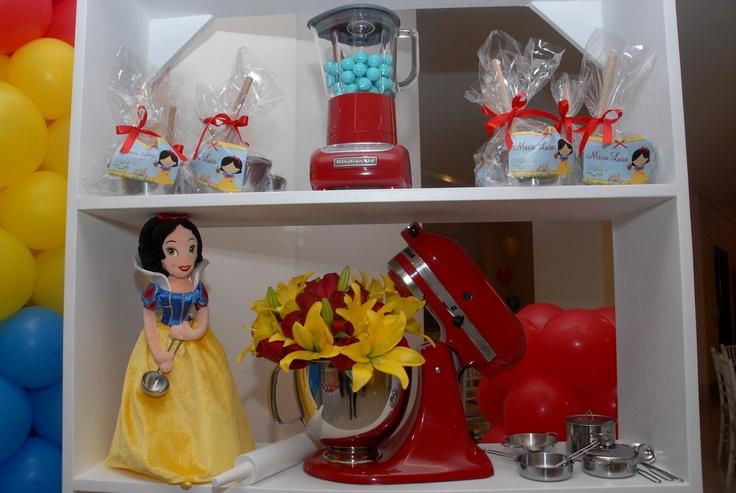 Ideas Hallazgo: Snow White Theme