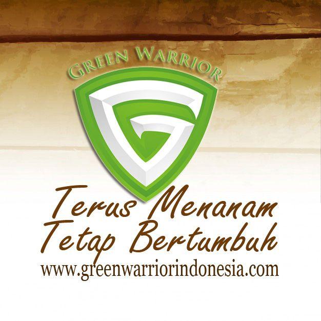 Temukan jalanmu di : www.greenwarriorindonesia.com