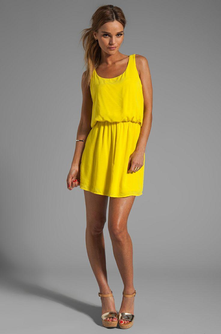 yellow dress the nice guys earnings