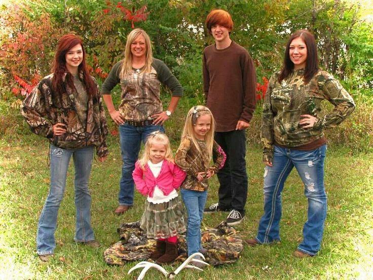 Camo family pics 2013