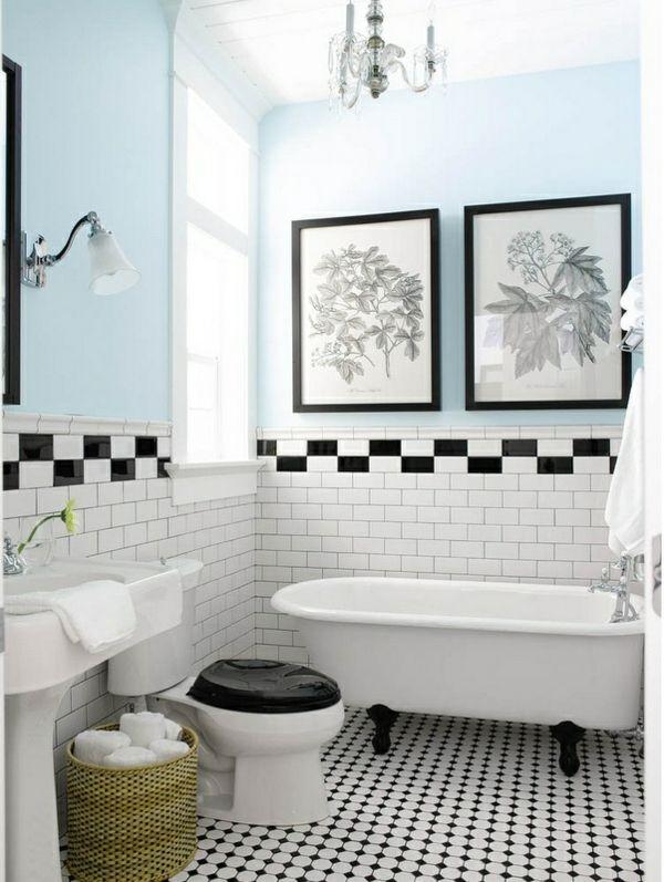 Více než 25 nejlepších nápadů na Pinterestu na téma Badezimmer - badezimmer 50er jahre