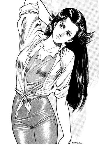 Tsukasa Hojo - City Hunter