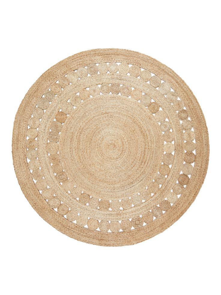 Flower Weave – Dandelion | Armadillo&Co 1.55m diameter $475