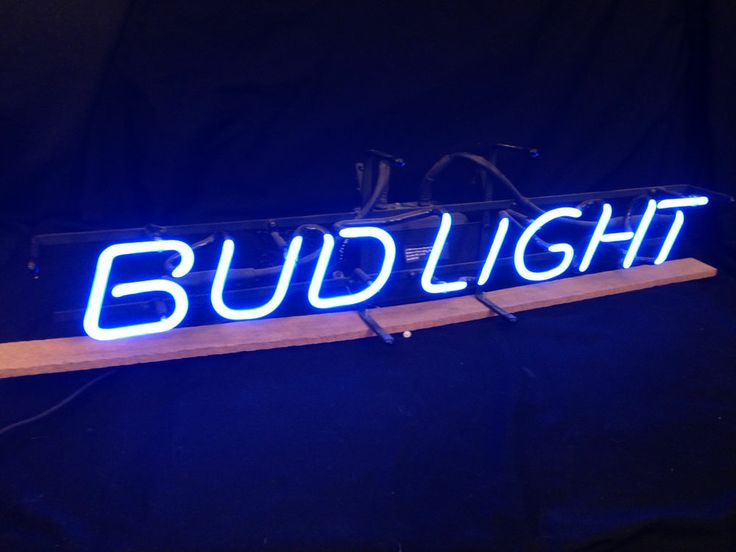 Bud Light Man Cave Signs : Best images about signs mirrors neon on pinterest