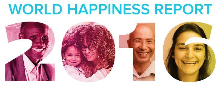 World Happiness Report 2016: Denmark Is World's Happiest Country  Read more: http://www.bellenews.com/2016/03/17/world/world-happiness-report-2016-denmark-worlds-happiest-country/#ixzz43A1IBjN1 Follow us: @bellenews on Twitter | topdailynews on Facebook