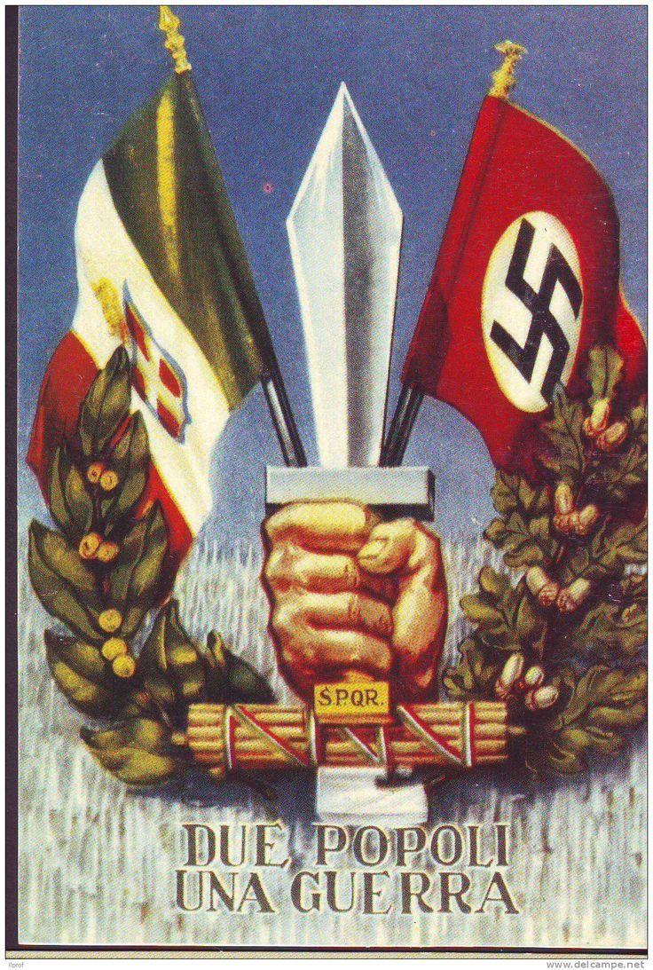 """Italian WW2 """"Two Peoples War"""""""