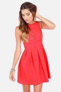 Best 25  Red dresses for juniors ideas on Pinterest | Prom dresses ...