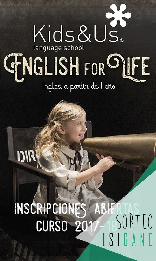Kids&Us sortea una plaza en uno de nuestros campamentos urbanos en inglés para niños entre 3 y 8 años – Ancient Egypt (Del 4 al 8 de Septiembre) valorada en 120€. Cada semana nos dejamos llevar a un mundo diferente a través de una temática nueva en horario de 09:00 a 14:00. Hacemos manualidades, juegos, bailes, canciones, teatro… ¡y todo 100% en inglés! #sorteo #gratis #sorteosgratis #sorteosgalicia #Galicia #suerte #luck #goodluck #premio #free #regalo #concurso #Vigo #kids #niños #inglés…