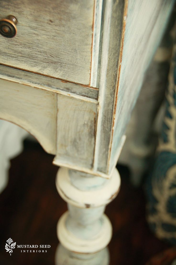 148 best annie sloan chalk paint images on pinterest - Mustard seed interiors ...
