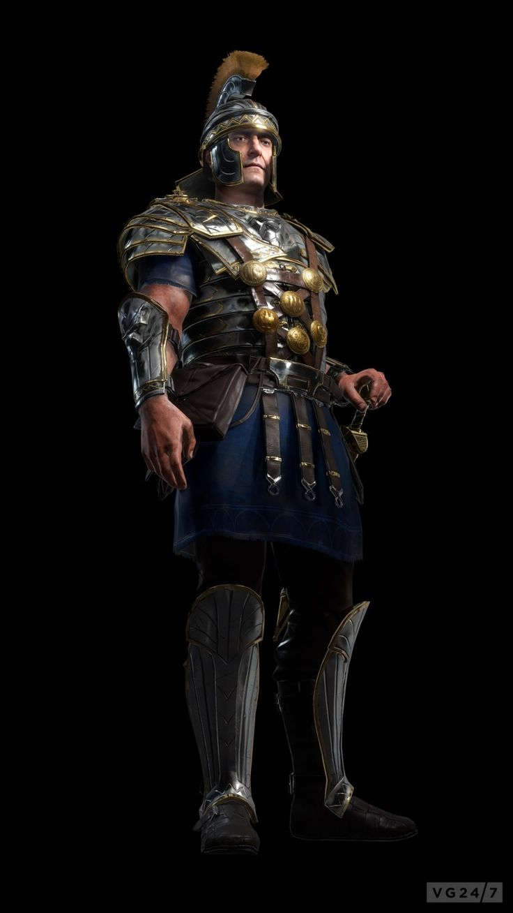 Ryse | Ryse: Son of Rome gets character bios & new screens