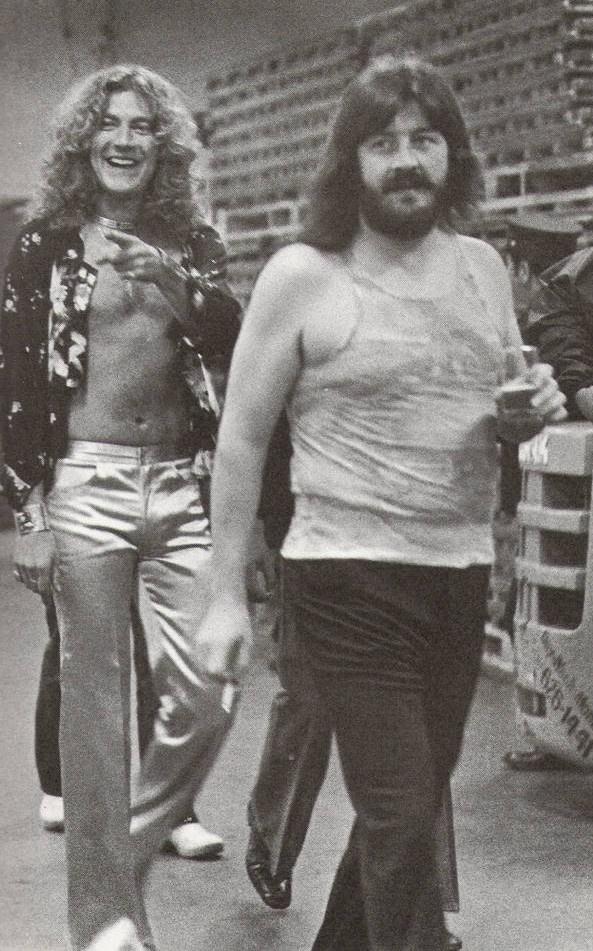 Robert Plant & John Bonham