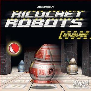 Ricochet Robots, et brettspill fra Spillskrinet