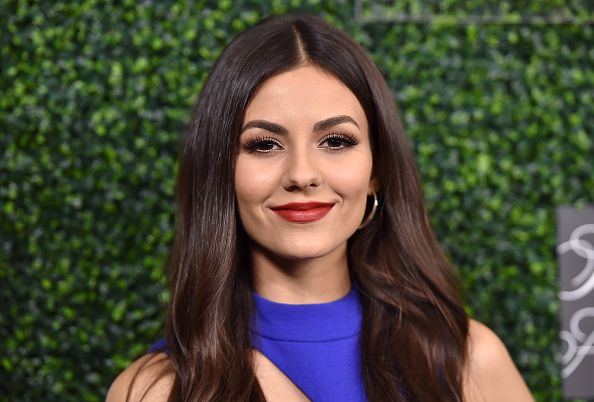 Victoria Justice was hacked on Twitter on Sunday. See screengrabs of some of the tweets below.  At around 9:30 p.m. EST, a tweet appeared on Justice's feed that out of nowhere used a F-bomb followed by the N-word. In the ensuing two dozen or so tweets, other offensive messages coming from Justice'
