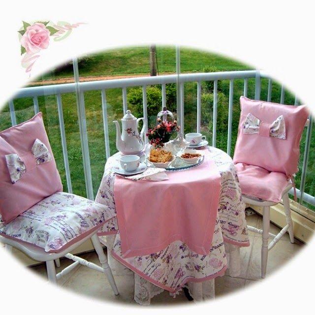 Rengarenkoku: balkon bahçe tekstili