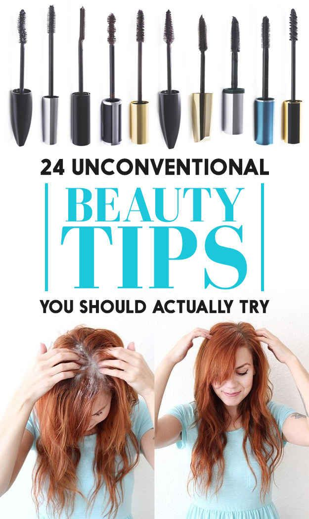 24 Beauty Secrets You Should Really Know