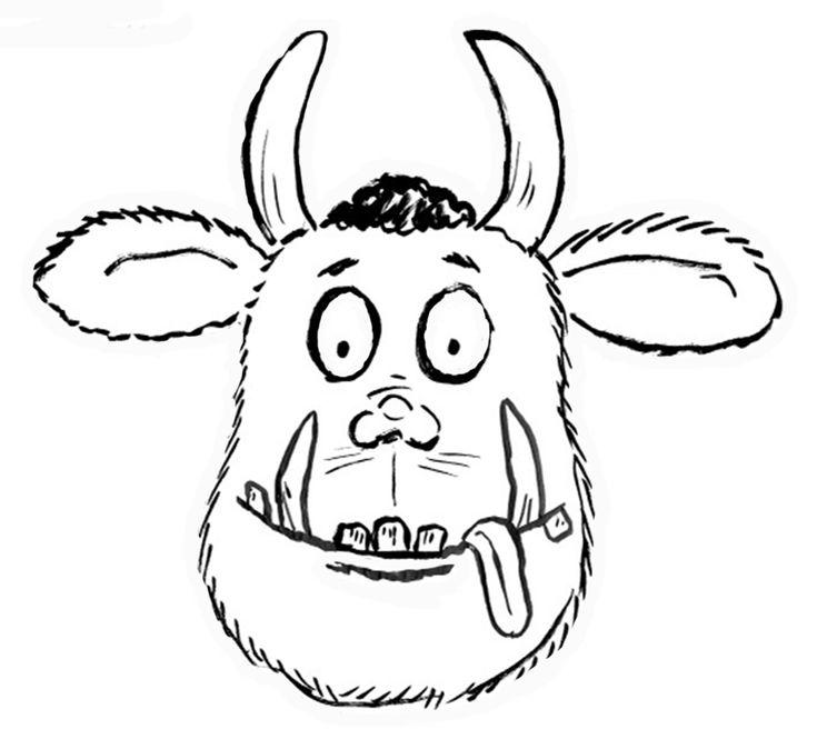 65 best taaltas de gruffalo images on pinterest  monsters
