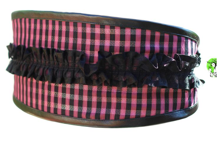 Waist-Cincher Style Belts for bold women who love to stand out in a crowd! Designed and Made in Toronto PERSONAL SERVICE/CUSTOM ORDERS ONLY COLLECTION: CABARET tied $70