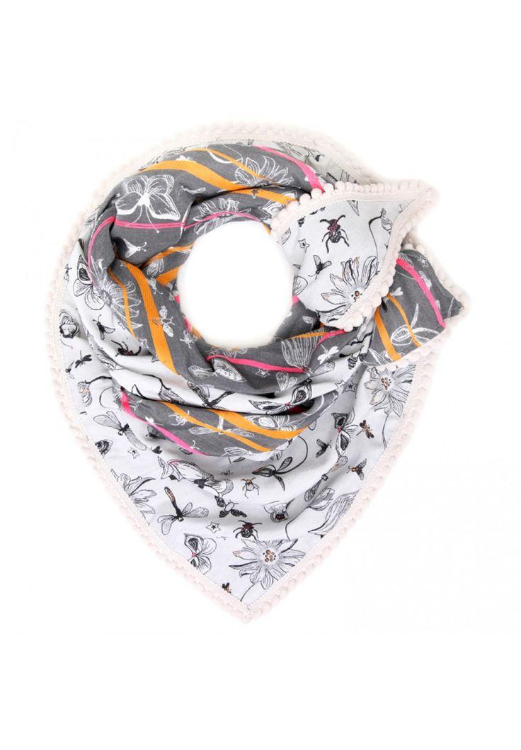 katoenen shawls | POM Amsterdam | officiële webshop| POM Amsterdam