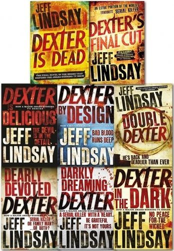 Nice Great Jeff Lindsay Dexter Series Collection 8 Books Set Dexter Is Dead, Double Dexter 2018 Check more at http://24shopme.tk/fashion/great-jeff-lindsay-dexter-series-collection-8-books-set-dexter-is-dead-double-dexter-2018/