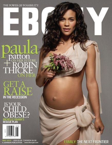 Paula Patton Ebony magazine May 2010
