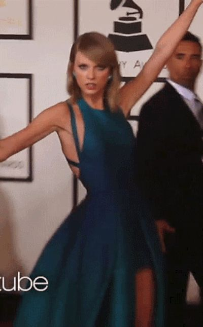 Taylor Swift Has Invented The Hottest New Dance Move