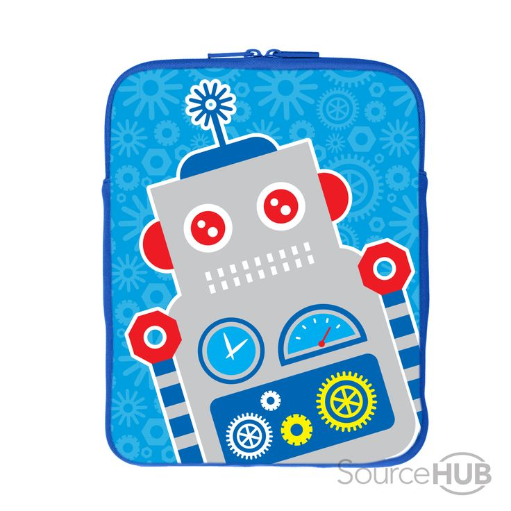 "Kids 10"" Tablet Case - Designed by SourceHub."