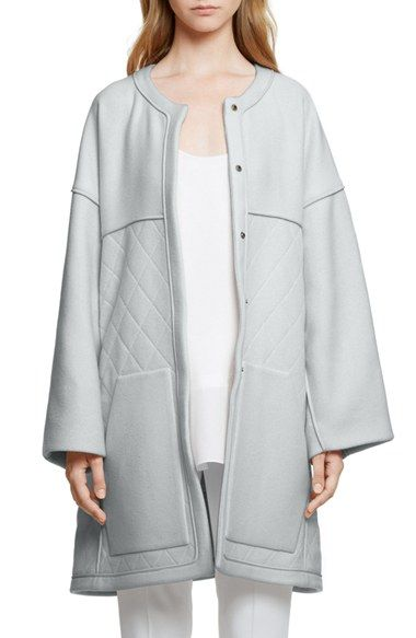 Chloé 'Iconic' Quilted Coat available at #Nordstrom
