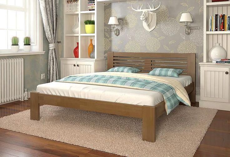 Кровать Шопен (бук или сосна) Arbor Drev