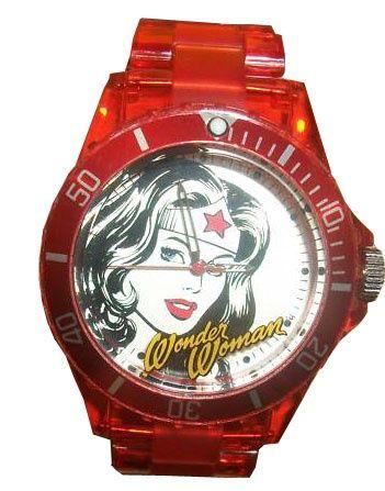 Wonder Woman Limited Edition Watch