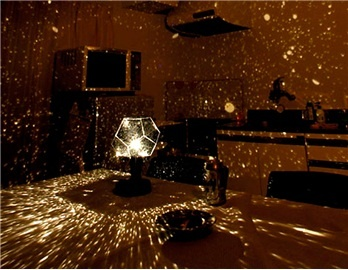 DIY Constellation Star Projector Light (Black) HE0031B - $12.69 - Affordable Home Electronics