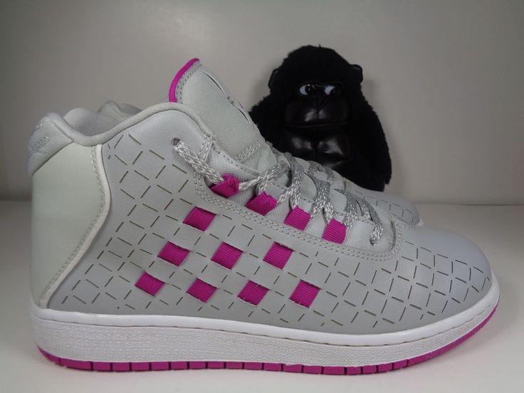 Kids Nike Air Jordan Illusion Basketball Girls shoes size 6 Y US 705535-009 #Nike #Basketball