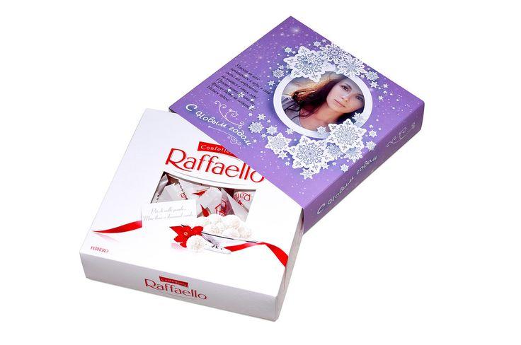 Уникальный шоколадный подарок