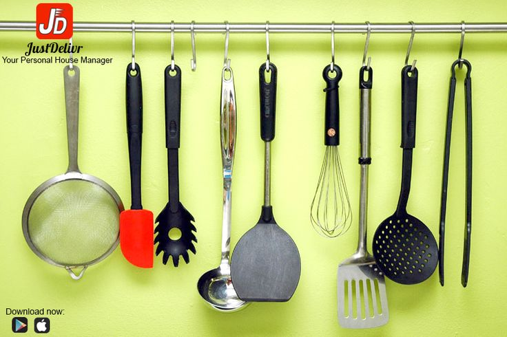 Beautify your kitchen with online utensils available atJustDelivr!