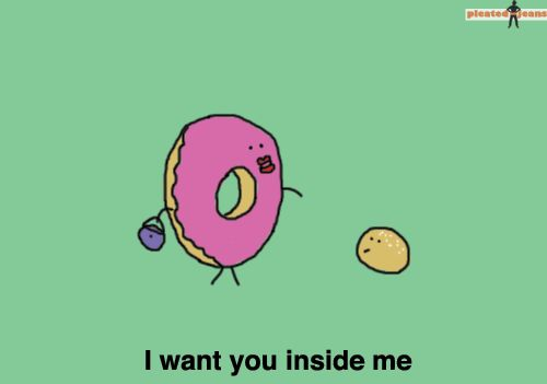 Pickup Lines From Foods (IMAGES)