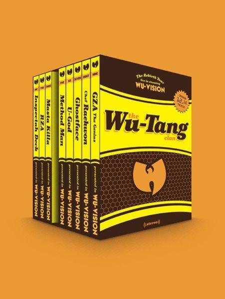 Wu Tang Clan Ring Jewelry