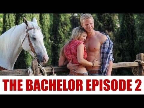 A recap of The Bachelor Season 17: Episode 2 in less than 2 minutes! #SeanLowe #thebachelor