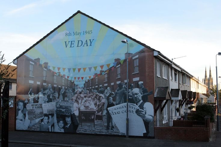 40 best images about ni murals on pinterest murals for Mural northern ireland