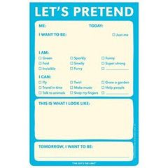 Playtime Pretend Pads | Paper Products Online