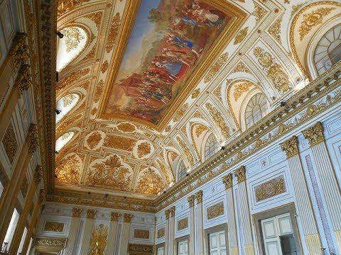 Palatul regal din Caserta - splendoare a barocului italian
