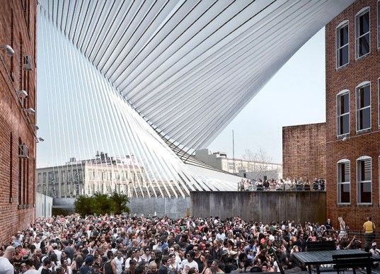 Interboro Partners Wins Competition For This Summer S Ps1 Moma S Courtyard Installation Sdc