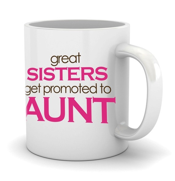 Aahh, I would totally love to get this for my sister as an announcement!