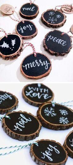 Christmas Decor with Chalk Couture !  https://www.facebook.com/groups/ChalkYourWay/