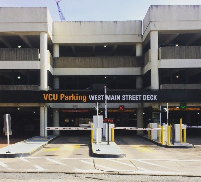 USC&A Event Services works with VCU Parking and Transportation to