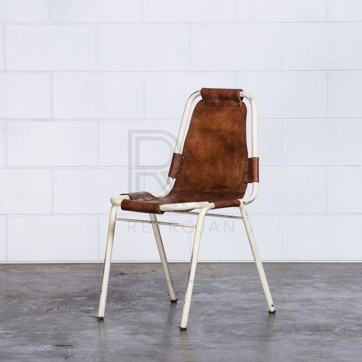 Richie Occassional Cafe Chair - WHITE | $99.00