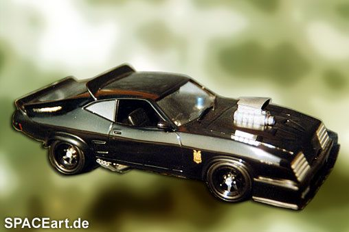 Mad Max 1: Ford Falcon, Modell-Bausatz ... http://spaceart.de/produkte/mdx001.php